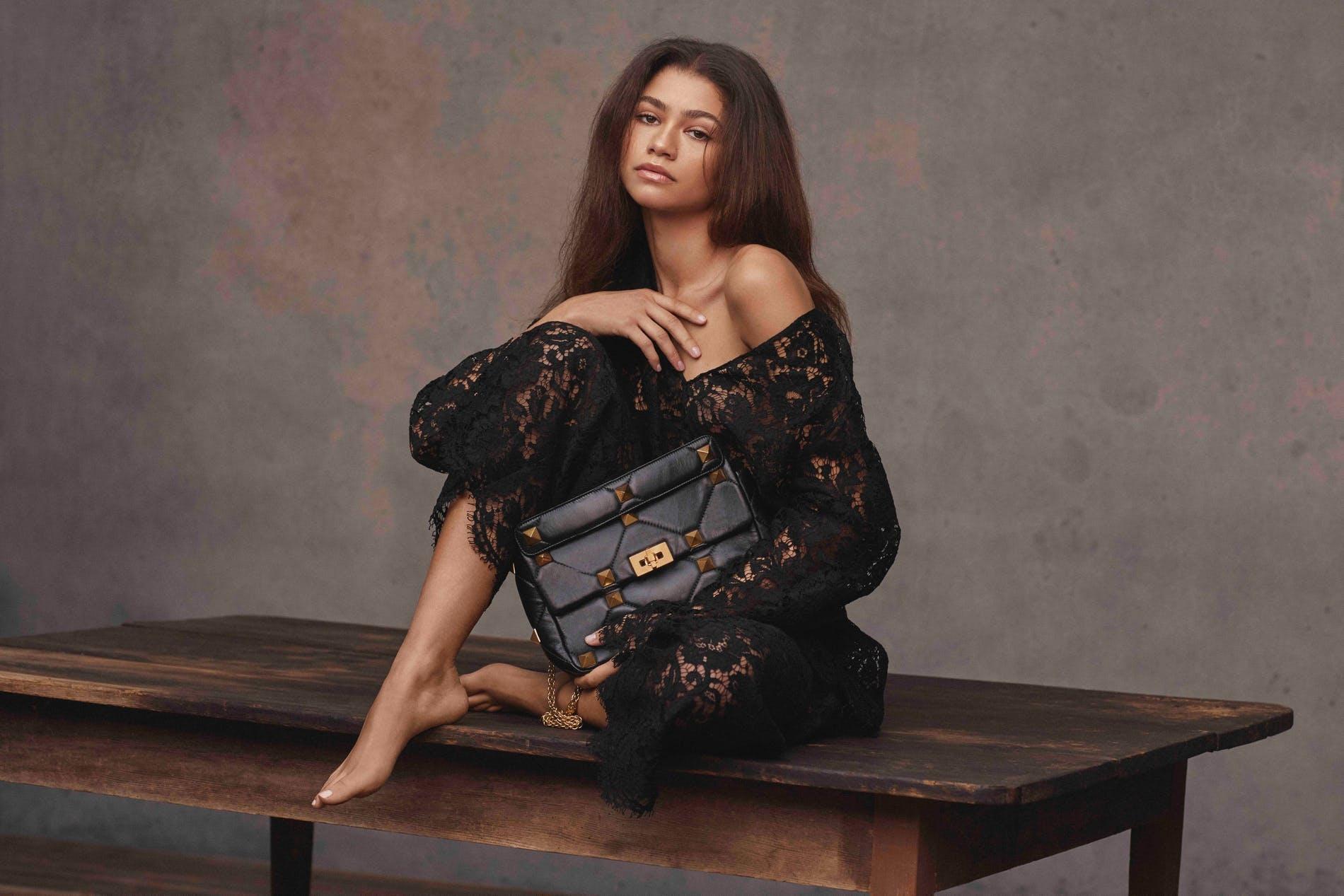 Зендая стала новым лицом Valentino - фото №1