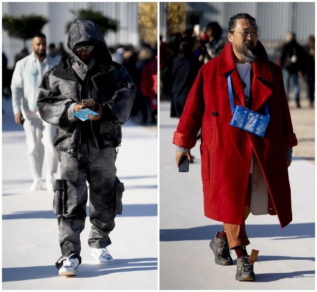 Что носят в Париже: стритстайл-образы гостей французской мужской Недели моды - фото №8