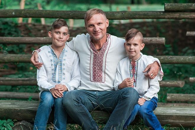 Молодший син Олега Скрипки планує підкорити шоу-бізнес (ВІДЕО) - фото №1