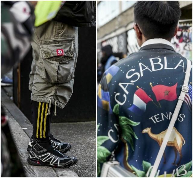 Мужская неделя моды в Лондоне: лучшие стритстайл-образы (ФОТО) - фото №18