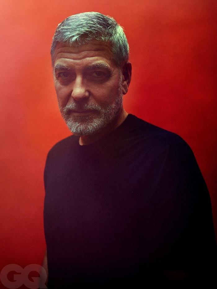 """""""Я думал, что никогда не женюсь"""": Джордж Клуни снялся для GQ и рассказал о своей жене (ФОТО) - фото №4"""