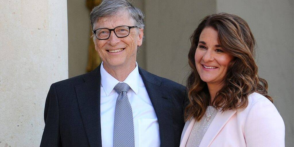 Билл Гейтс и Мелинда Гейтс фото