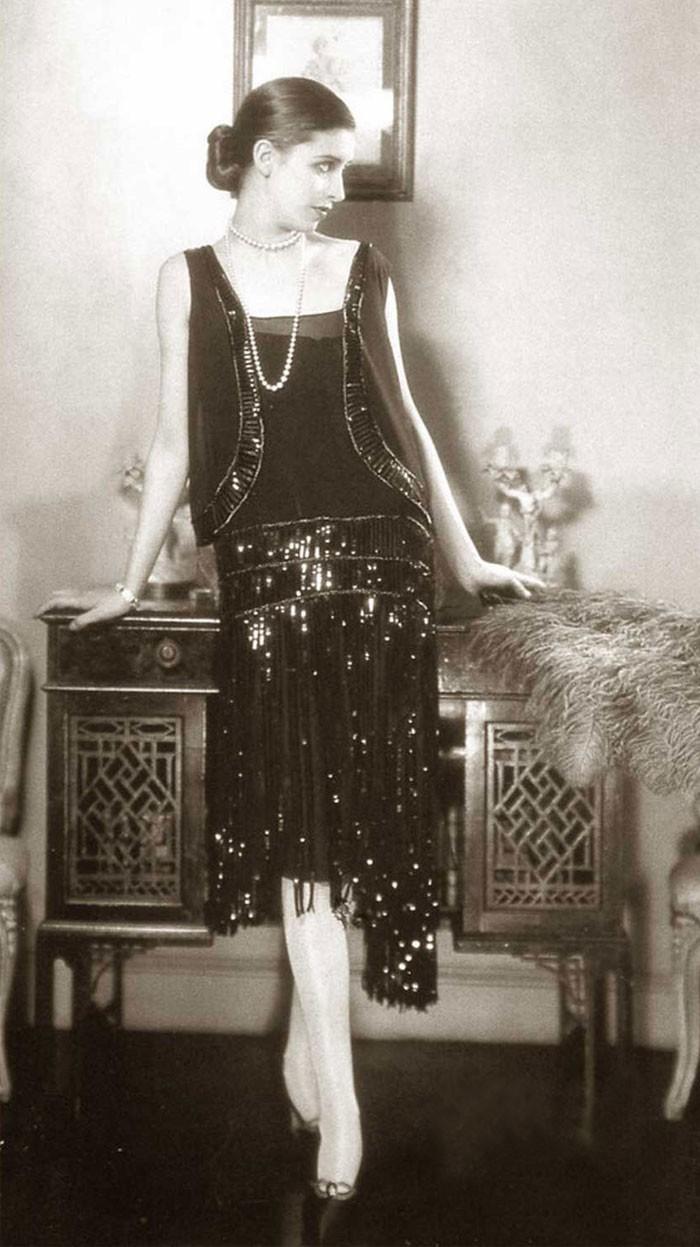 20-е годы, наряды в стилеГэтсби