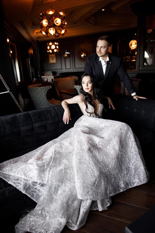 Самые яркие свадебные платья украинских звезд (ФОТО) - фото №13