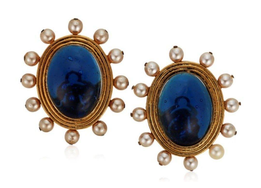 106 винтажных украшений Chanel выставили на аукцион Christie's (ФОТО) - фото №3