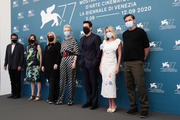 Участники 77-го Венецианского кинофестиваля