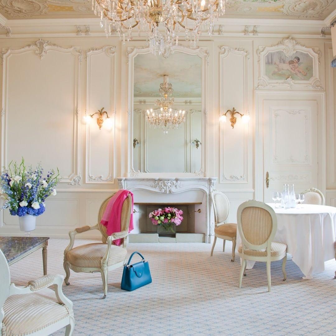 """Мишленовский ресторан """"Кот в сапогах"""" снова ждет гостей в отеле Beau-Rivage Genève - фото №4"""