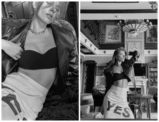Пока мы дома: веб-фотосессия для украинского бренда Katerina Kvit (ФОТО) тта - фото №2