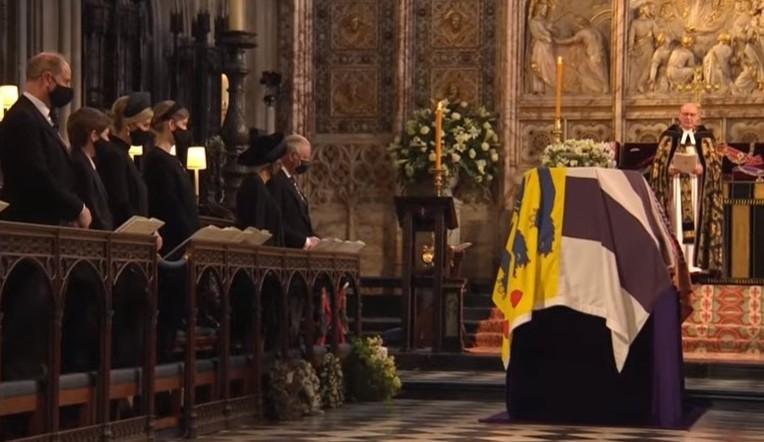 В Великобритании прощаются с принцом Филиппом: онлайн-трансляция - фото №5
