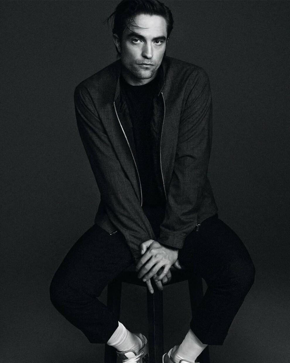 Любуемся: Роберт Паттинсон снялся в рекламной кампании Dior Homme (ФОТО) - фото №2