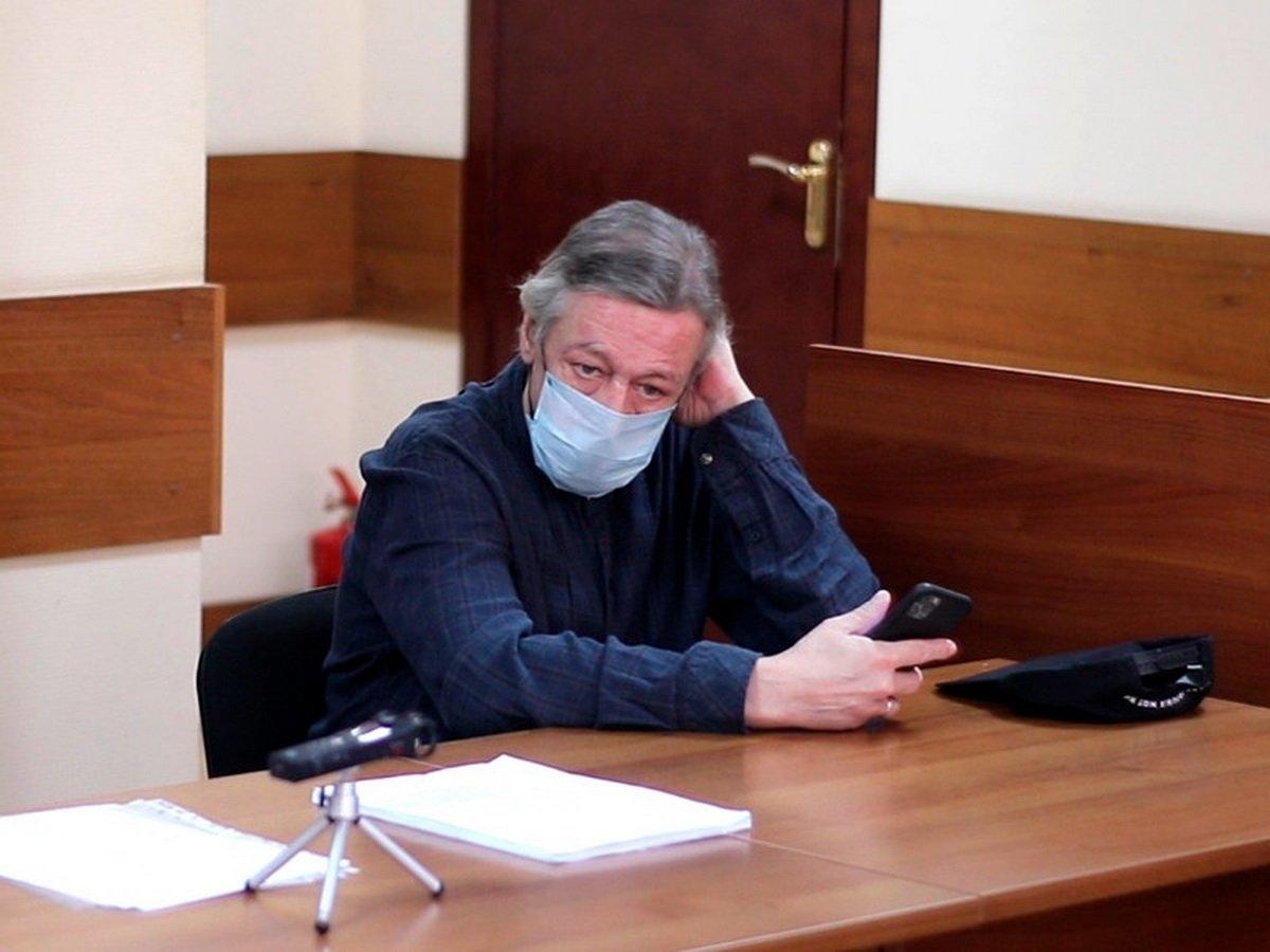ефремов в тюрьме интервью