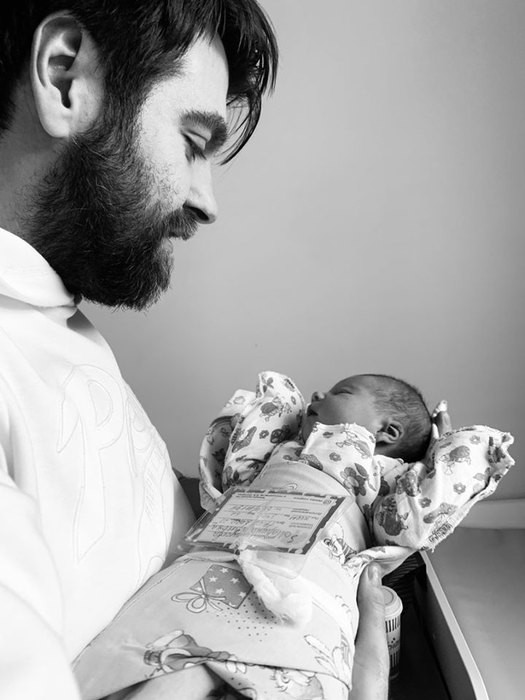 александр семин стал отцом