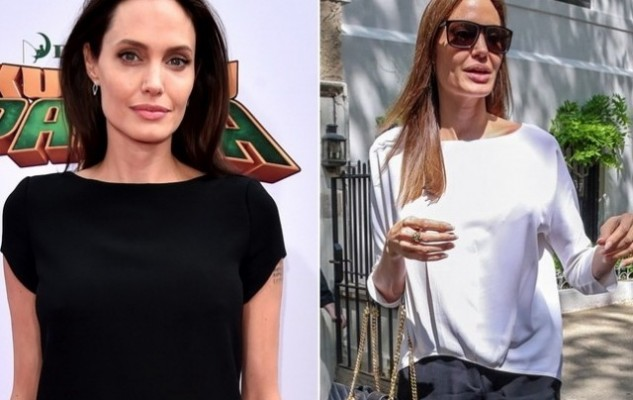 Джоли После Похудения. Диета Анджелины Джоли