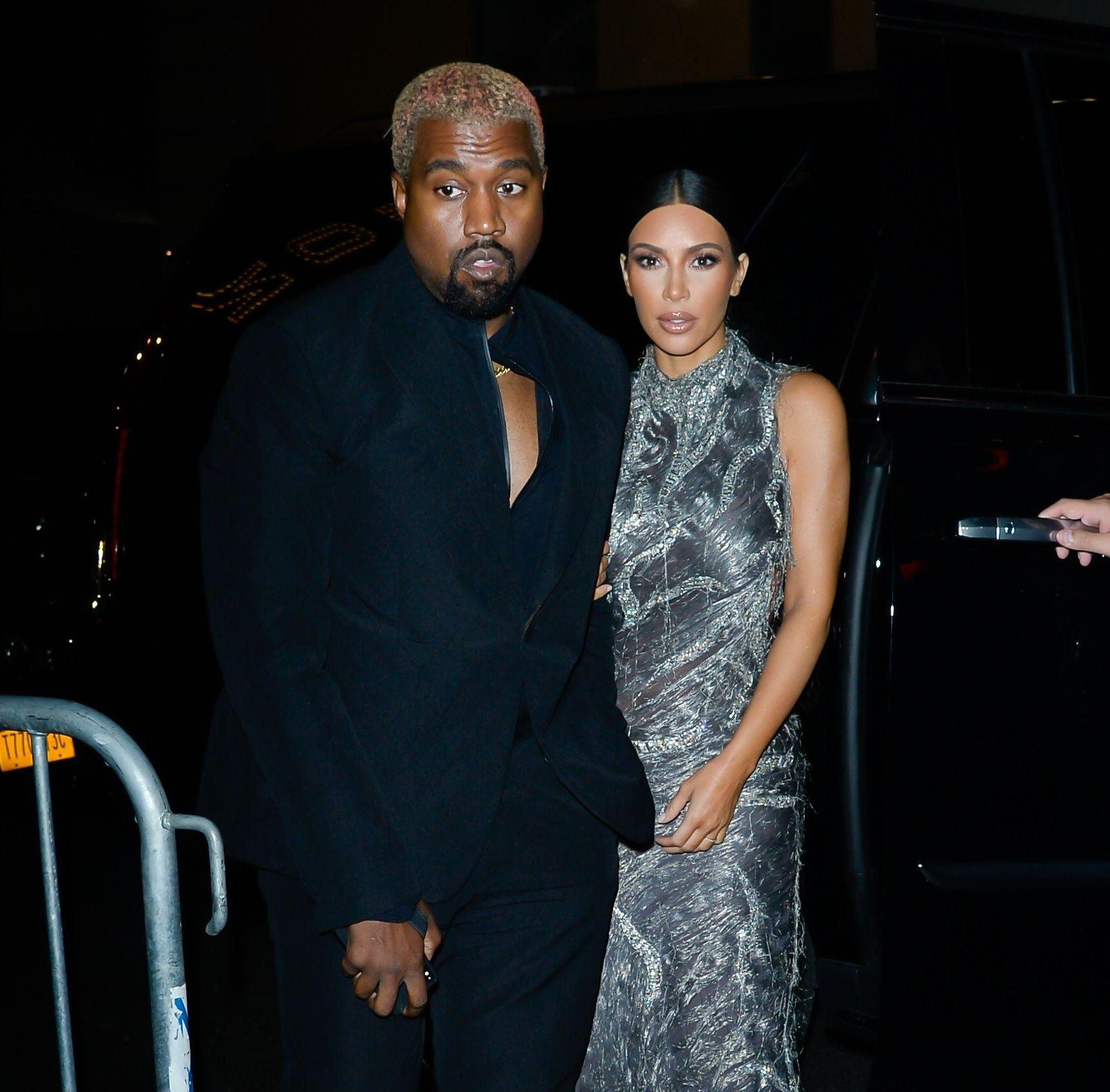 """""""Я просто живу с этим"""": Ким Кардашьян впервые прокомментировала развод с Канье Уэстом - фото №1"""