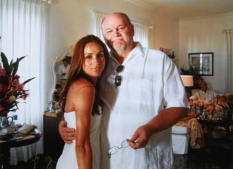 """""""Не могу подержать внучку на руках"""": отец Меган Маркл высказался о напряженных отношениях с дочерью - фото №3"""