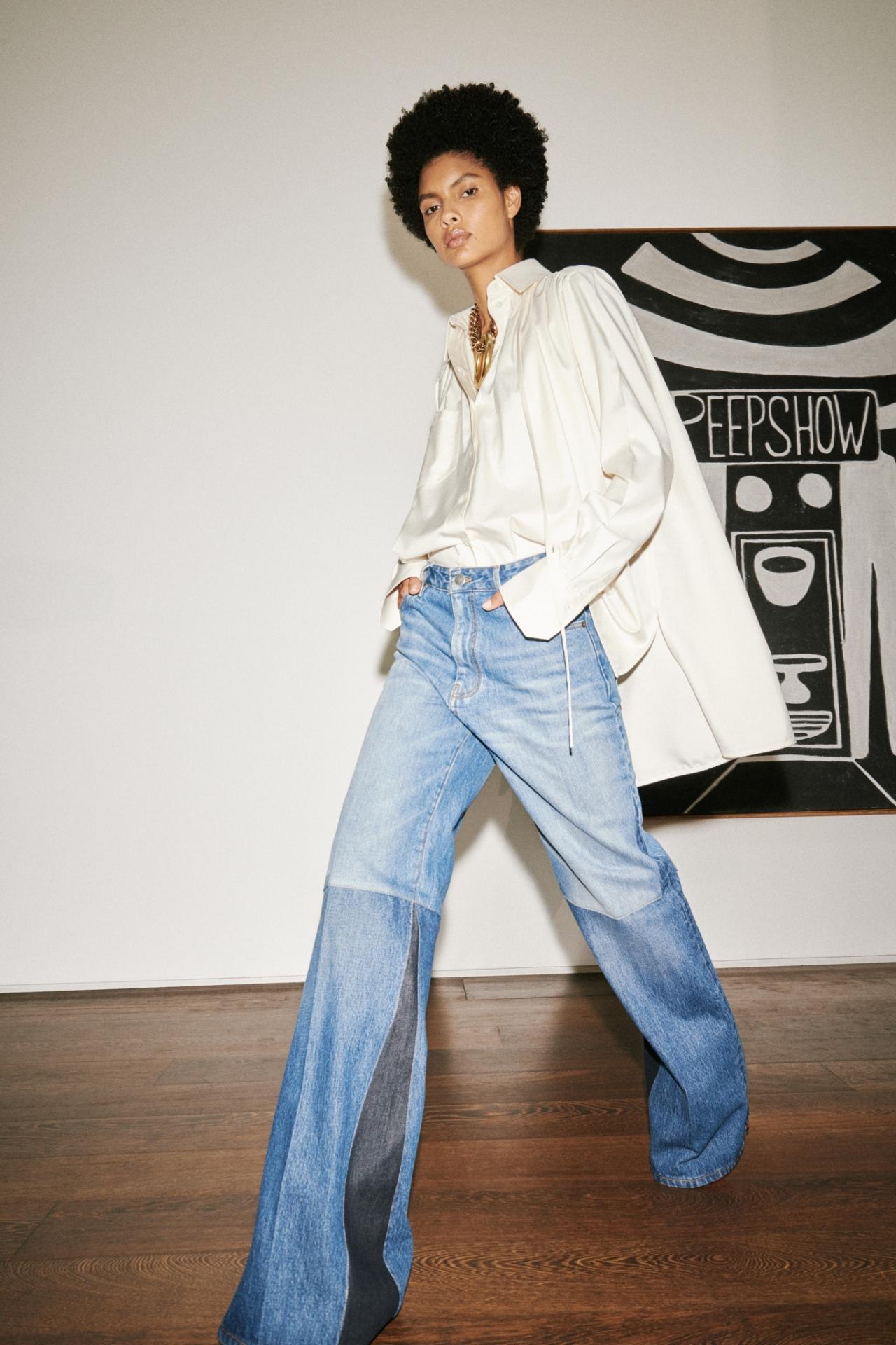 Безупречный стиль и яркие акценты: Виктория Бекхэм представила новую коллекцию (ФОТО) - фото №1