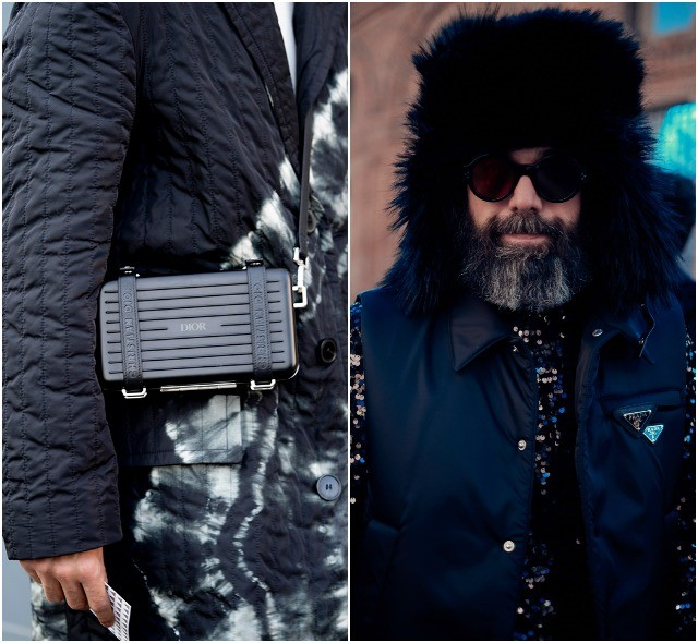 Что носят в Милане: обзор лучших стритстайл-образов с Недели мужской моды - фото №25