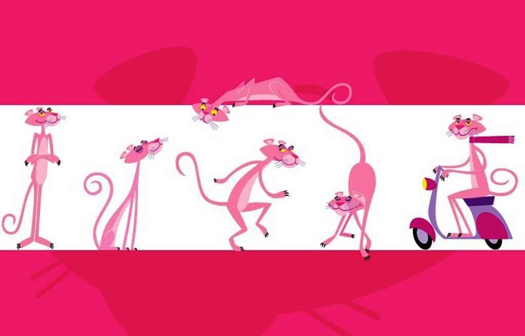 интересные факты о розовой пантере