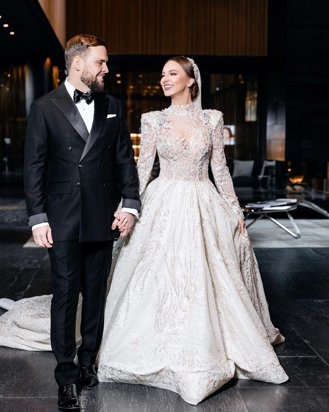анна дзюба вышла замуж