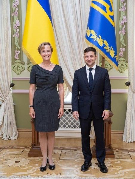 Посол Германии в Украине Анка Фельдгузен дала прогноз полноценного восстановления безвиз для Украины - фото №1