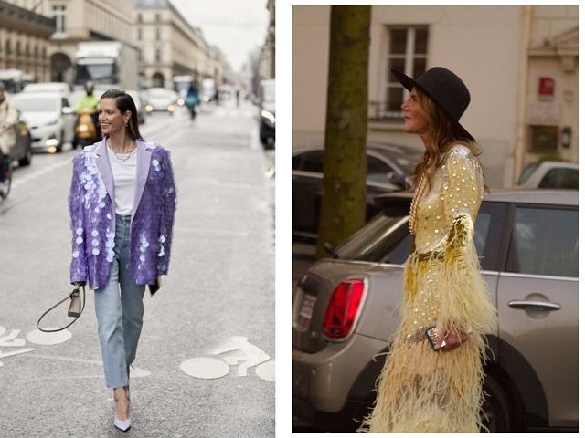Стритстайл с парижской Недели моды: как одеваются француженки (ФОТО) - фото №13