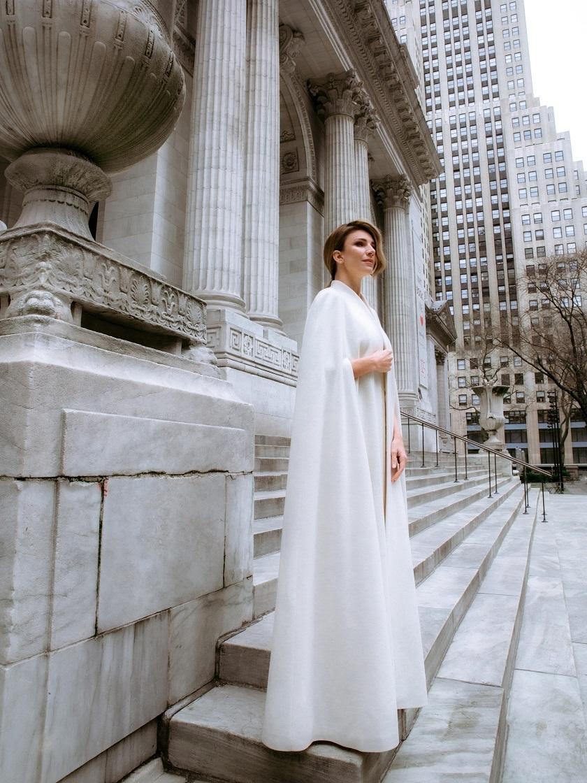 Mix & Match: свадебная коллекция-трансформер WONÁ & the COAT by Katya Silchenko (ФОТО) - фото №1