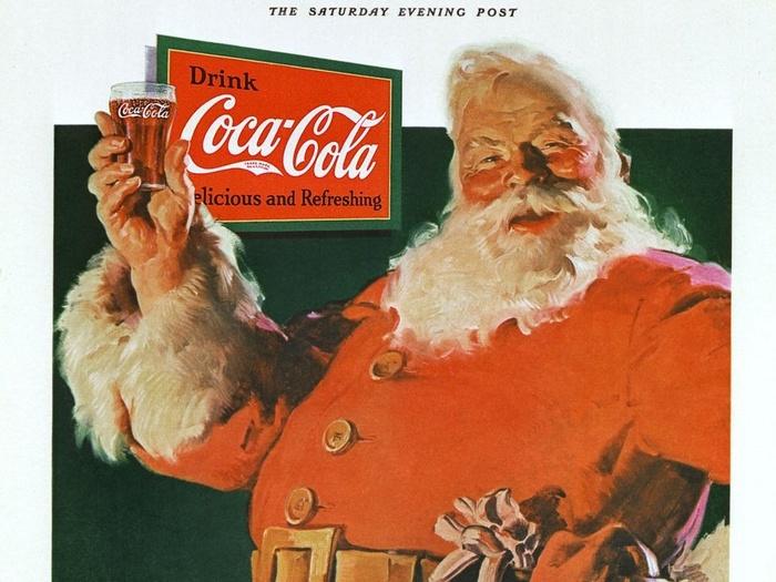 Coca-Cola исполняется 134 года: как менялся дизайн культового напитка (ФОТО) - фото №1