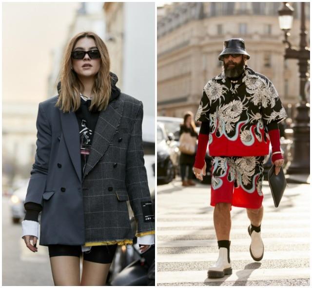 Что носят в Париже: стритстайл-образы гостей французской мужской Недели моды - фото №4