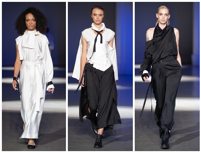 Третий день UFW NoSS 2021: муниципальная коллекция, викторианская мода и авангард (ФОТО) - фото №3