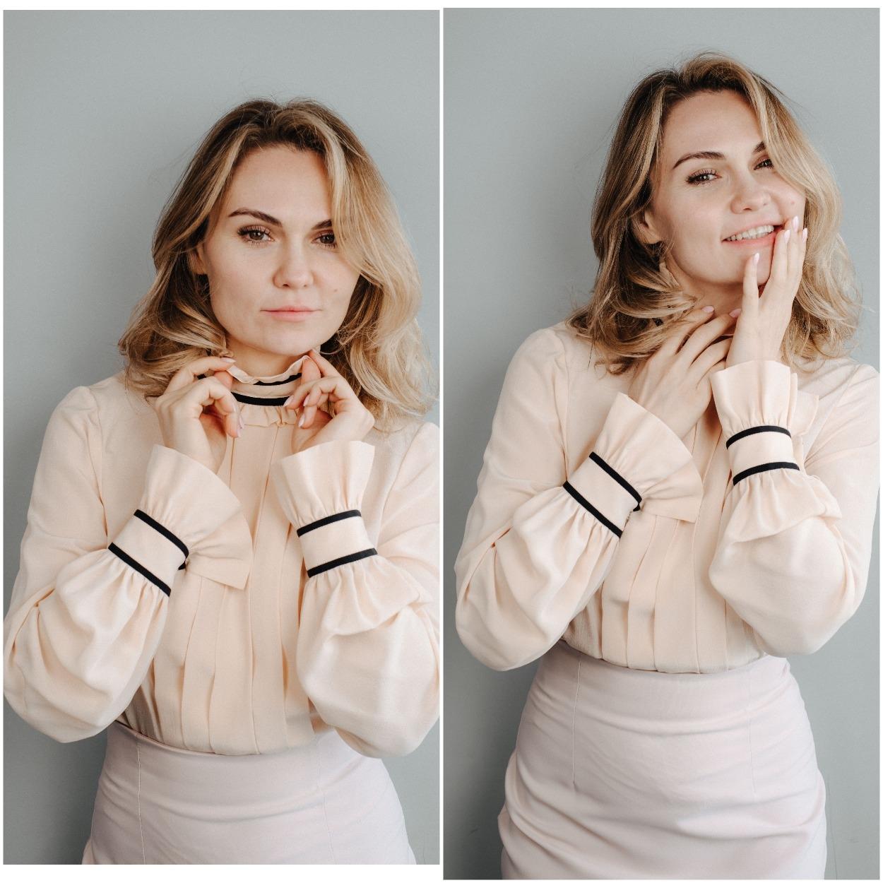 Лилия Нагорная актриса
