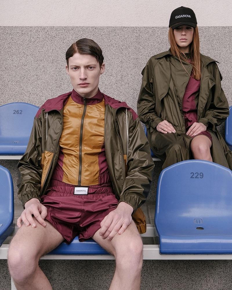 """GASANOVA запускает линейку спорт-шик одежды """"RESOLUTION"""" (ФОТО) - фото №1"""