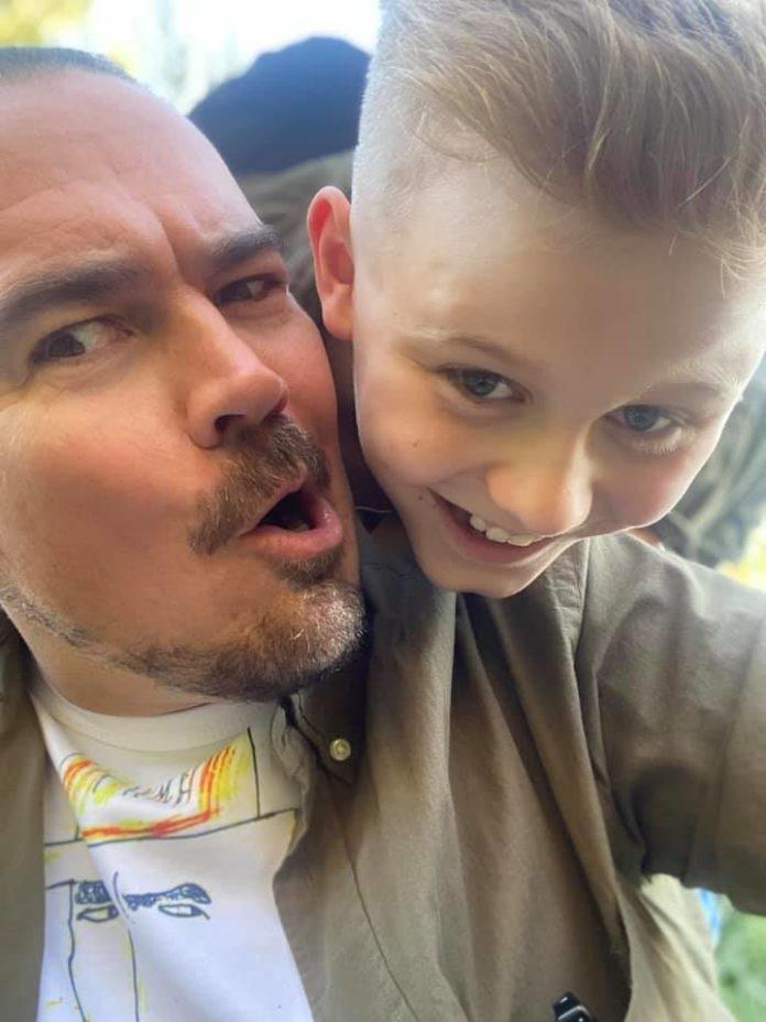 Фагот рассказал о своих отношениях с сыном - фото №2