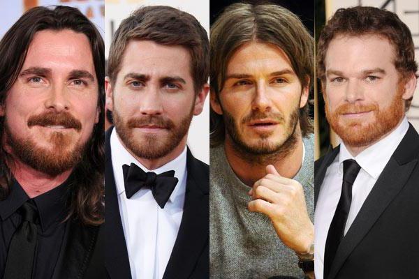 Оригинальные варианты бороды для мужчин - фото №2