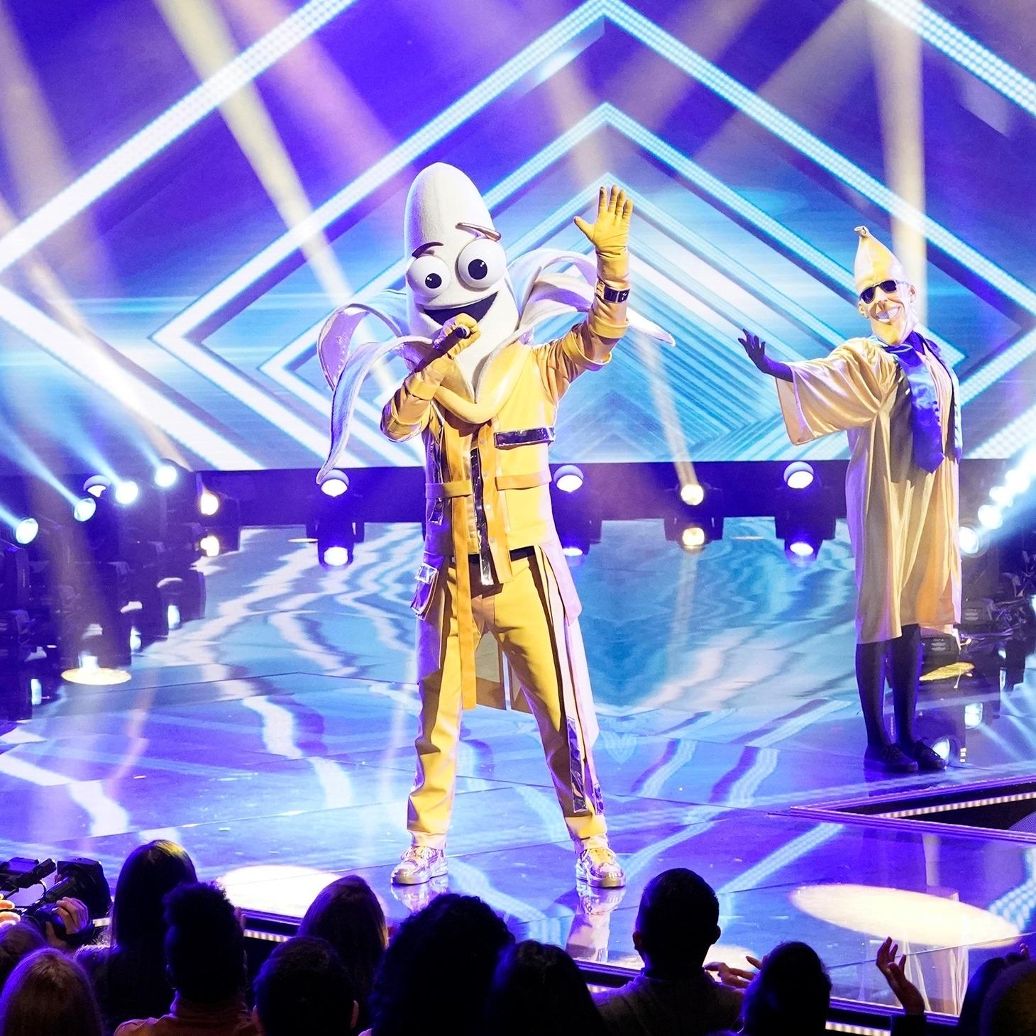"""Невероятный костюмы выстой в 2,7 метра: канал """"Украина"""" представил дизайнеров шоу """"МАСКА"""" - фото №5"""