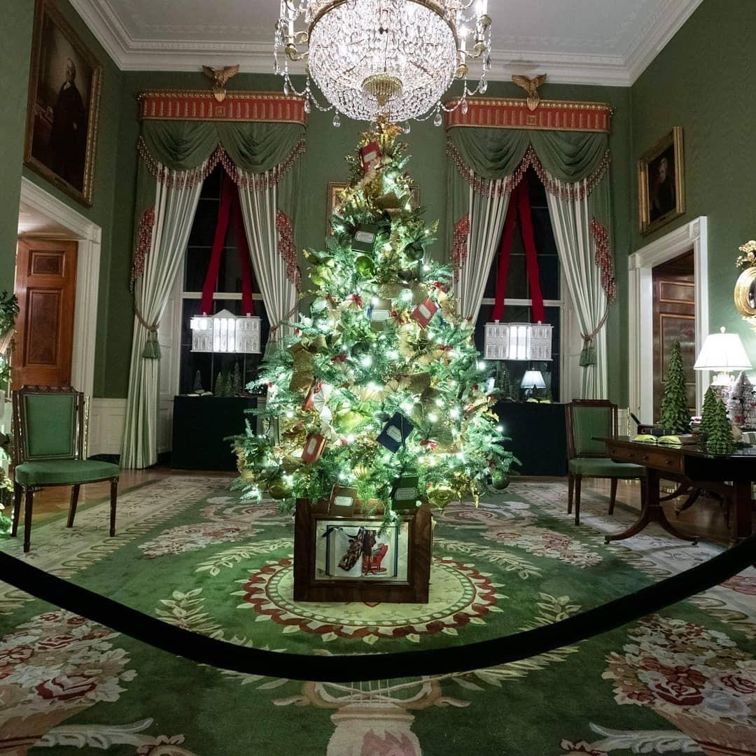 рождество в белом доме 2020