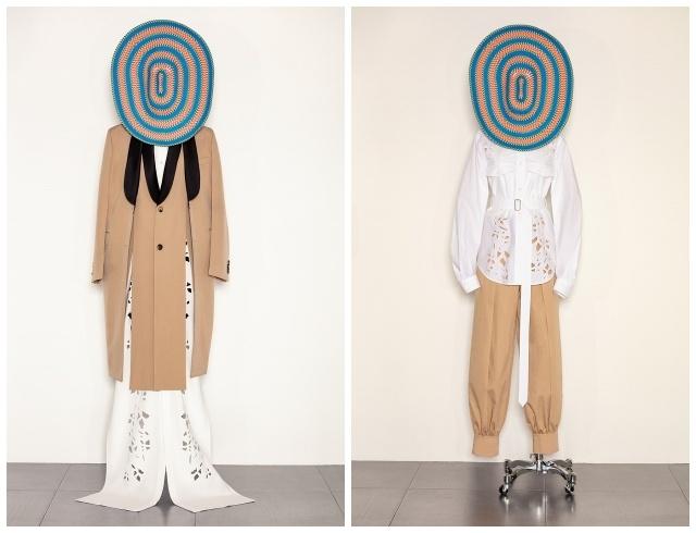 """Мода и пандемия: JW Anderson показал новую коллекцию """"в коробке""""и без моделей (ФОТО) - фото №7"""