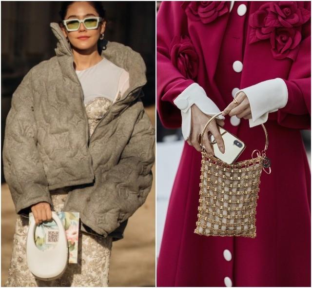 Стритстайл на Неделе высокой моды в Париже: как носить кутюр каждый день - фото №28