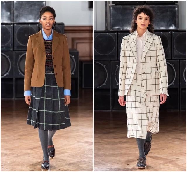 """Как у той самой """"мымры"""": стиль Людмилы Прокофьевной покажут на Неделе моды в Лондоне - фото №2"""