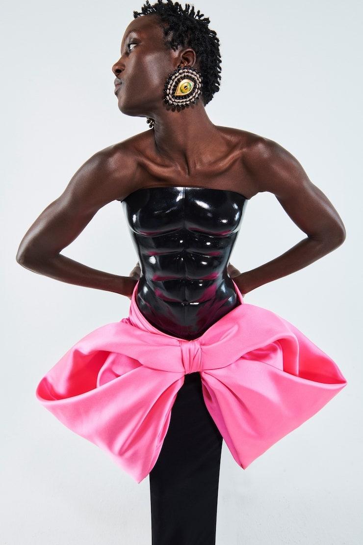 231 секунда высокой моды: обзор новой коллекции Schiaparelli Haute Couture (ФОТО+ВИДЕО) - фото №6