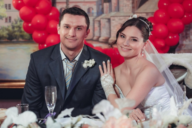 Антонина Хижняк и Тарас Цимбалюк фото