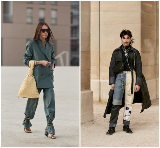 Что носят в Париже: стритстайл-образы гостей французской мужской Недели моды - фото №18