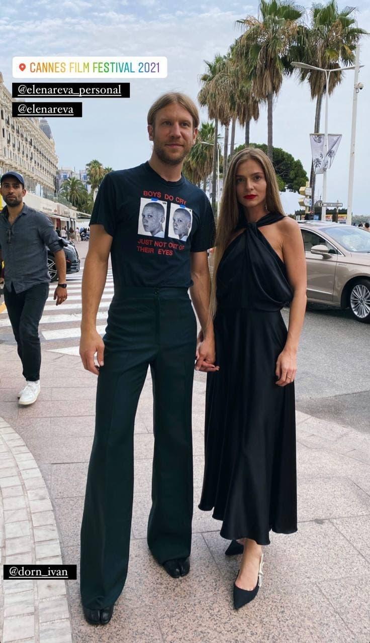 Иван Дорн вместе с женой посетил Каннский кинофестиваль (ФОТО) - фото №1
