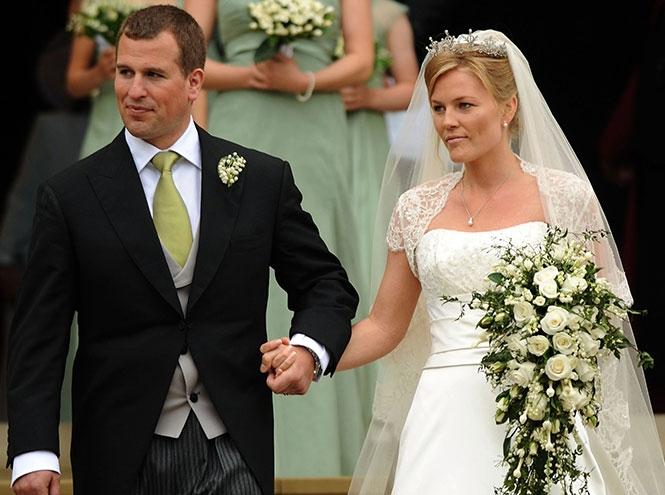 Официальный развод в королевской семье: внук Елизаветы II Питер Филлипс развелся с женой после 12 лет брака - фото №1