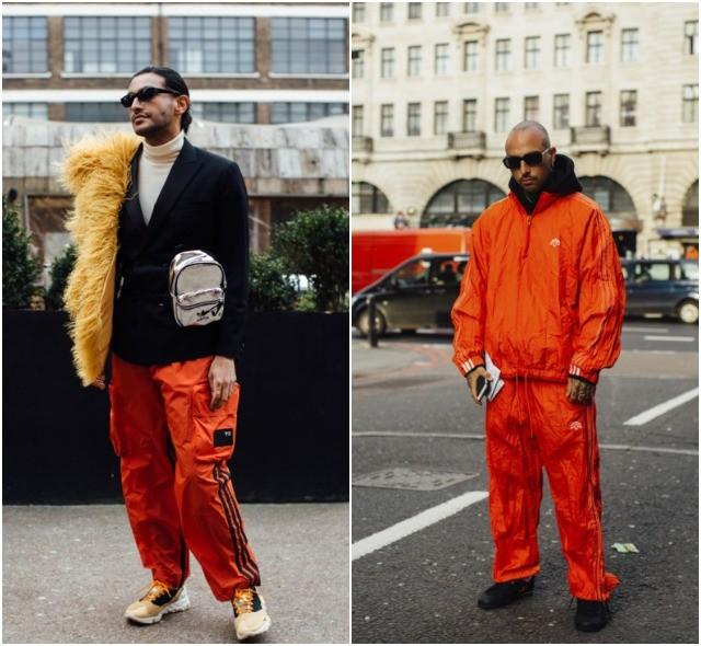 Мужская неделя моды в Лондоне: лучшие стритстайл-образы (ФОТО) - фото №6