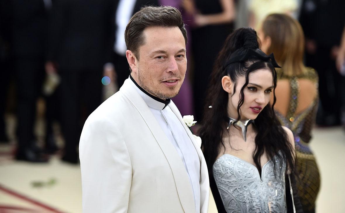 Илон Маск впервые озвучил сложное имя сына - фото №1