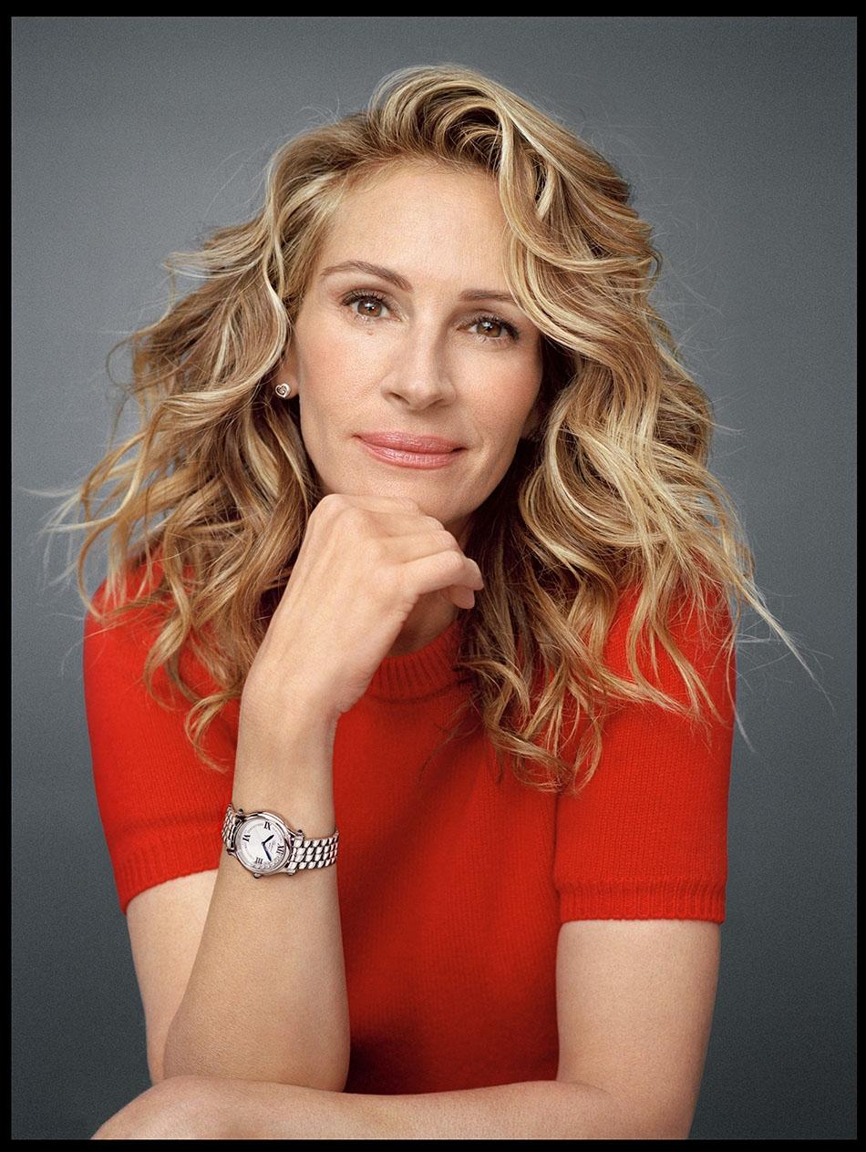Джулия Робертс стала лицом швейцарского бренда часов Chopard (ВИДЕО) - фото №1