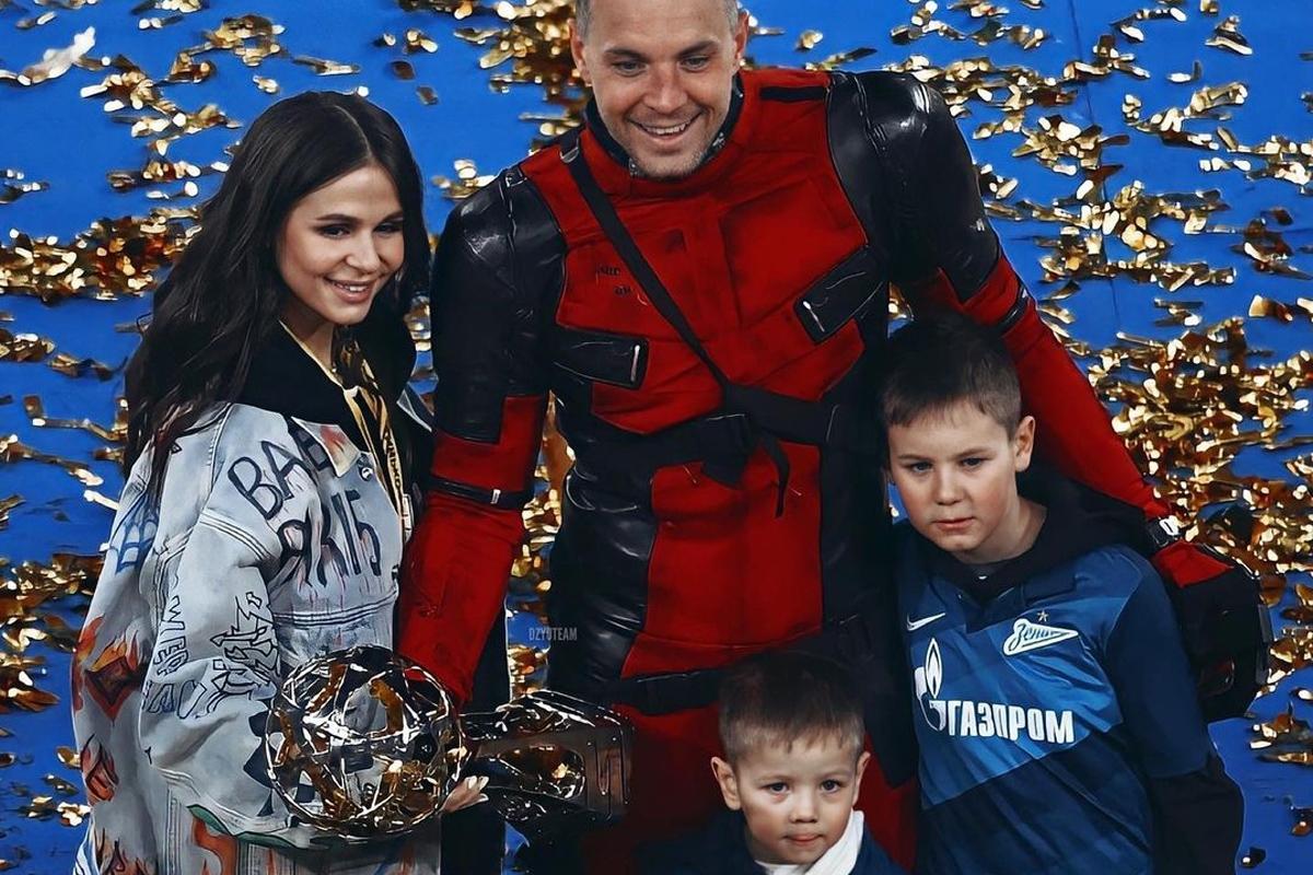 Артем Дзюба стал отцом в третий раз - фото №1