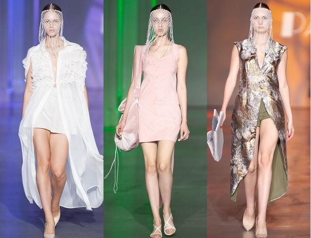 Итоги четвертого дня Ukrainian Fashion Week noseason sept 2021: новые лица, кибер-мода и виртуальный показ - фото №8