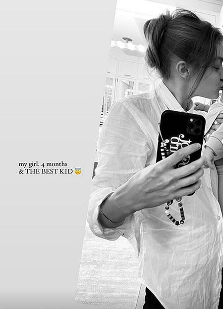 Интрига раскрыта: Джиджи Хадид рассекретила имя дочери спустя четыре месяца после ее рождения - фото №1