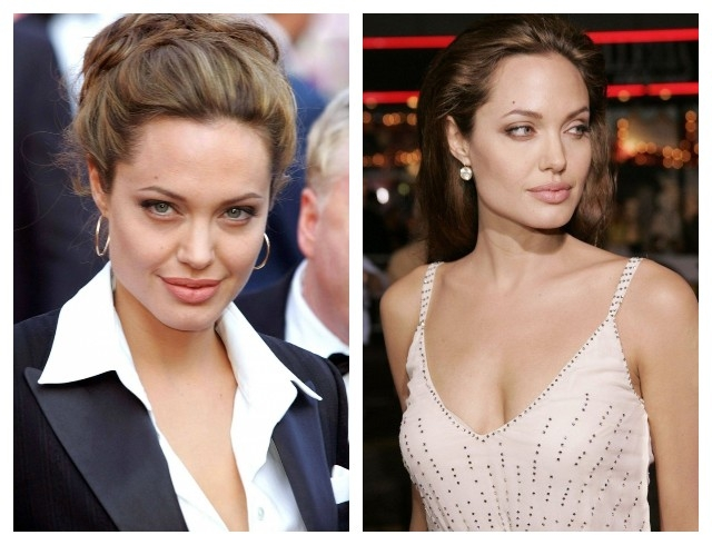 Beauty-эволюция: как менялась внешность Анджелины Джоли (ФОТО) - фото №6